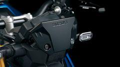 Suzuki GSX-S1000 Web Edition 2021: il copristrumenti