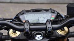 Suzuki GSX-S750, il quadro strumenti
