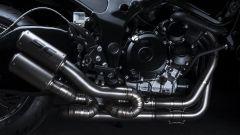 Suzuki GSX-S750 Zero by Officine GP Design: gli scarichi fatti apposta