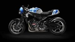 Suzuki GSX-S750 Zero by Officine GP Design lato sinistro