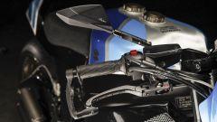 Suzuki GSX-S750 Zero by Officine GP Design: leve e protezioni sono in carbonio