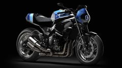 Suzuki GSX-S750 Zero by Officine GP Design: vista 3/4 anteriore