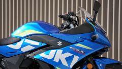 Suzuki GSX250R: dettaglio del cupolino