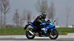 Suzuki GSX250R: la prova su strada