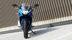 Suzuki GSX250R: vista frontale