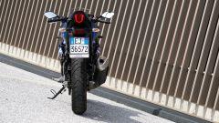 Suzuki GSX250R: vista posteriore