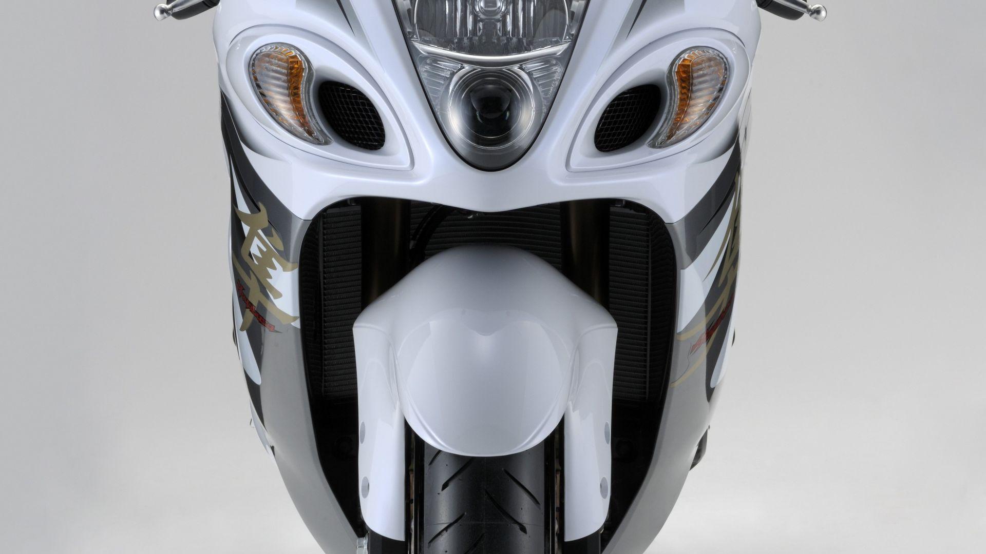 Immagine 22: Suzuki Hayabusa 2013