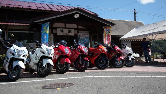 Immagine 3: Suzuki Hayabusa 2013