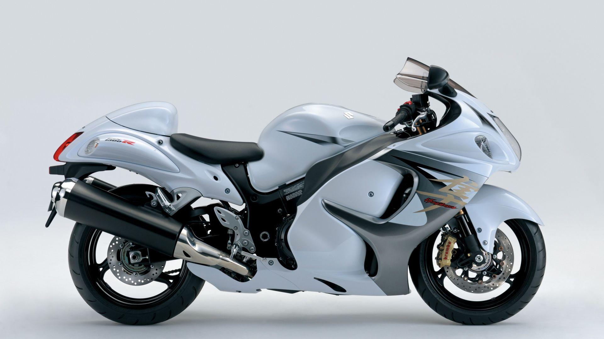 Immagine 20: Suzuki Hayabusa 2013