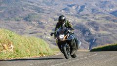 Suzuki Hayabusa 2021: il confort offerto dalle sospensioni è sorprendente