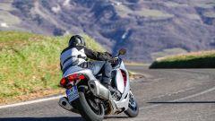 Suzuki Hayabusa 2021: il test su strada