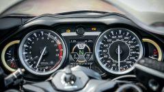 Suzuki Hayabusa 2021: la nuova strumentazione