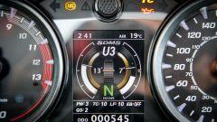 Suzuki Hayabusa 2021: l'elettronica SDMS