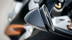 Suzuki Hayabusa 2021:gli specchi carbon look sono di serie