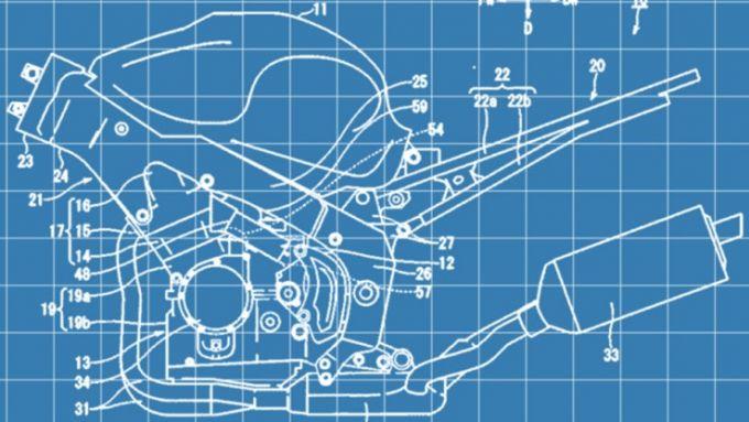 Suzuki Hayabusa: il brevetto del canister