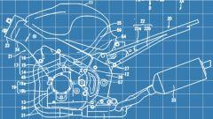 Suzuki Hayabusa: brevetto canister