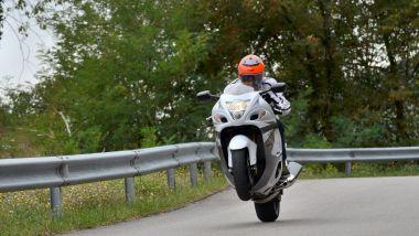 Suzuki Hayabusa: è stata la moto di serie più veloce al mondo con i suoi 312 km/h