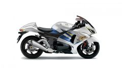 Suzuki Hayabusa: la prima delle 10 nuove moto potrebbe essere proprio lei
