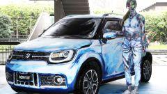 Suzuki Hybrid Art: la Ignis 1.2 battuta all'asta per 14mila euro