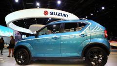 Suzuki Ignis 2017 al Salone di Parigi