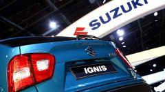 Suzuki Ignis 2017, c'è è anche ibrida e 4x4