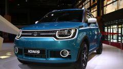 Suzuki Ignis 2017, il frontale