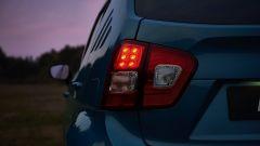 Suzuki Ignis 2017, le luci di coda