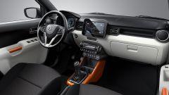 Suzuki Ignis 2017, le personalizzazioni degli interni