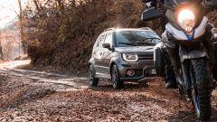 Suzuki Ignis: quando il gioco si fa duro i piccoli (SUV) cominciano a giocare. VIDEO  - Immagine: 18