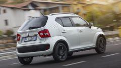 Suzuki Ignis: 4x2, 4x4 e ibrida