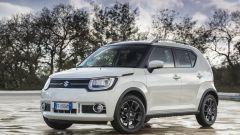 Suzuki Ignis AllGrip Hybrid 2019: il frontale
