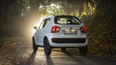 Suzuki Ignis AllGrip Hybrid 2019 il posteriore
