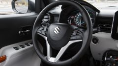 Suzuki Ignis AllGrip Hybrid 2019 il volante