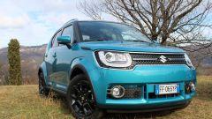 Suzuki Ignis Allgrip Hyibrid, look da sport utility con cerchi da 16'' di serie