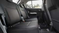 Suzuki Ignis, divano posteriore