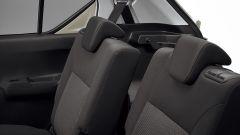 Suzuki Ignis Hybrid 2020, i sedili posteriori