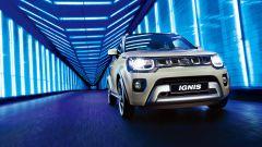 Suzuki Ignis Hybrid 2020, il nuovo frontale
