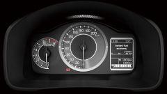 Suzuki Ignis Hybrid 2020, il quadro strumenti