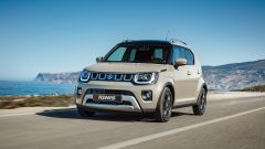 Nuova Suzuki Ignis Hybrid, più scattante e risparmiosa. La prova - Immagine: 8