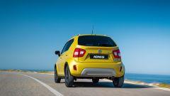 Nuova Suzuki Ignis Hybrid, più scattante e risparmiosa. La prova - Immagine: 26