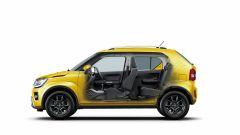 Nuova Suzuki Ignis Hybrid, più scattante e risparmiosa. La prova - Immagine: 20