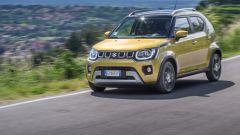 Nuova Suzuki Ignis Hybrid, più scattante e risparmiosa. La prova - Immagine: 2