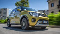 Nuova Suzuki Ignis Hybrid, più scattante e risparmiosa. La prova - Immagine: 34