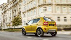 Suzuki Ignis Hybrid 2020, nuove colorazioni