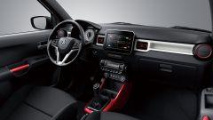 Suzuki Ignis Hybrid 2020, nuove configurazioni per gli interni