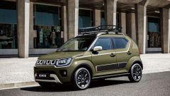 Suzuki Ignis Hybrid 2020, trazione anteriore o integrale
