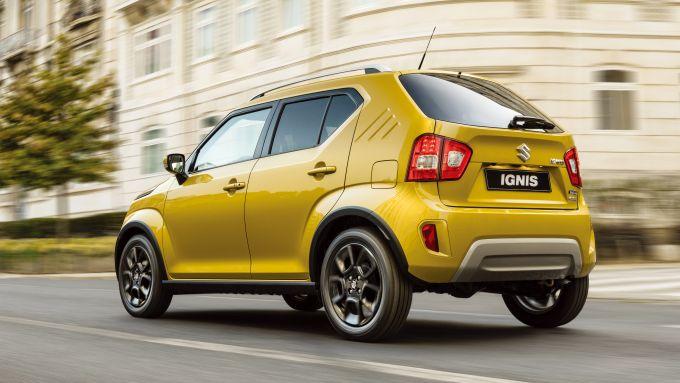 Suzuki Ignis Hybrid 2020
