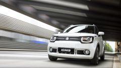 Suzuki Ignis Hybrid AllGrip 2019 in movimento