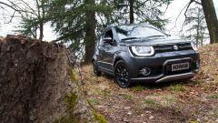 Suzuki Ignis Hybrid AllGrip 2019 in offroad