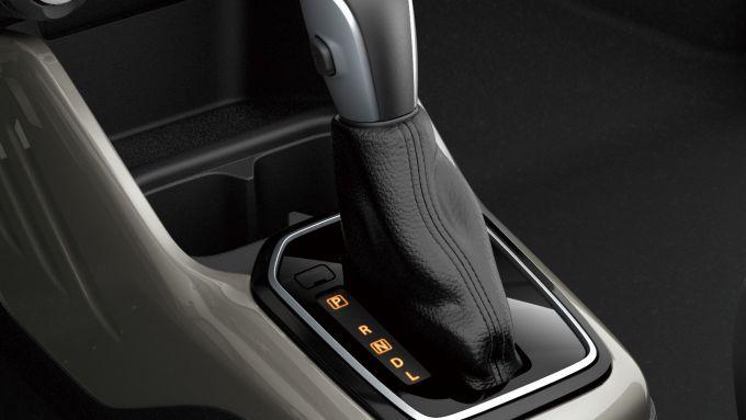 Suzuki Ignis Hybrid, il cambio automatico CVT